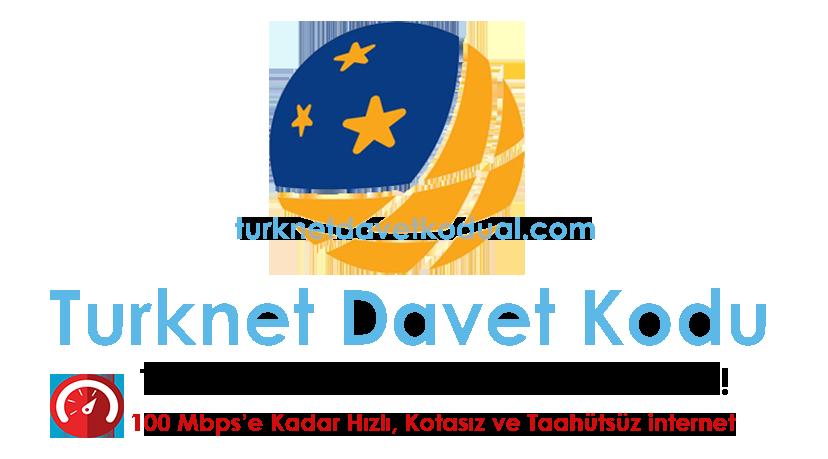 Turknet Davet Kodu